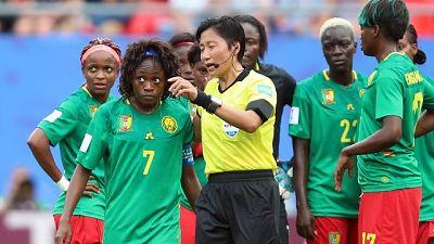 Mondiali donne:Camerun,protesta anti Var