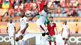 Morocco beat plucky Namibia with last-gasp own goal