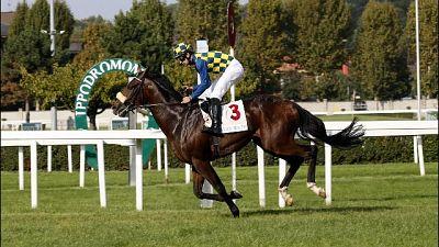 Ippica:Oaks d'Italia, trionfo di Lamaire
