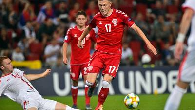 Euro U21: Danimarca-Serbia 2-0