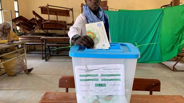 إعلان فوز مرشح الحزب الحاكم بموريتانيا في انتخابات الرئاسة