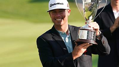 Reavie holds off Bradley for first tour victory in 11 years