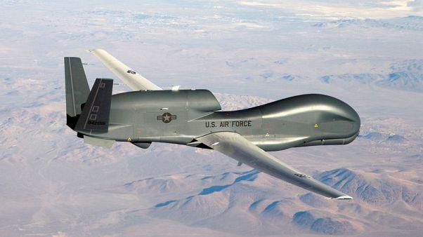 """وكالة: إيران تقول إسقاط الطائرة المسيرة الأمريكية كان """"ردا صارما"""" ويمكن تكراره"""