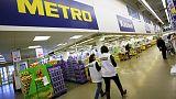 Shares in German wholesaler Metro jump after takeover offer