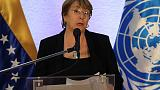 U.N.'s Bachelet says 55,000 linked to IS in Syria and Iraq should be tried or freed