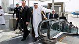 بومبيو يناقش قضية إيران مع الحلفاء في الخليج وسط أزمة متصاعدة