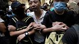 Hong Kong activists renew protest against extradition bill