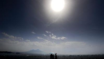 Allerta caldo in Sardegna, 40 gradi