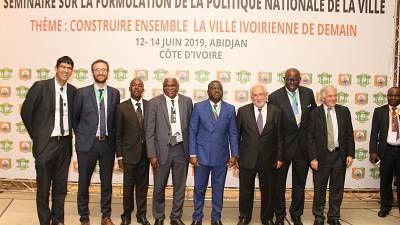 Construire ensemble la ville ivoirienne de demain