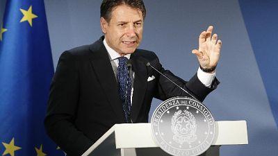 Conte, Olimpiadi sogno di tutta Italia