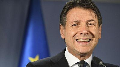 Conte, Italia modello mondiale di sport
