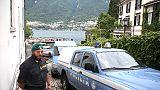 Obama ha lasciato il lago di Como