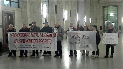 Amianto, appello:assolti ex vertici Fiat