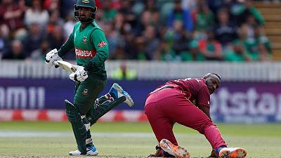 Windies all-rounder Russell ruled out of World Cup with injury