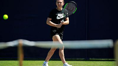 Halep will not play Fed Cup if format changes