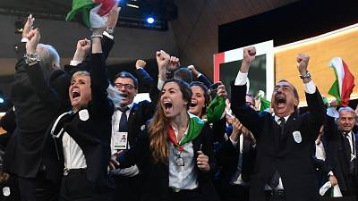 Valente, vittoria per Italia e governo