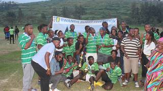 Lions de Fer won the Genocide Memorial Sevens Rugby Tournament for the second time