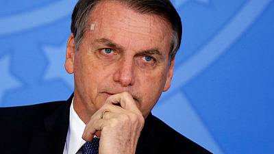 Brazil's Bolsonaro to meet China's Xi for first time at G20