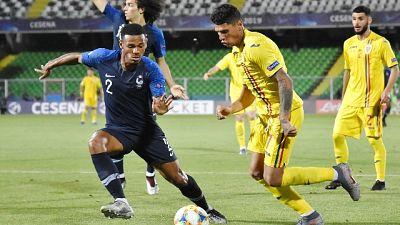Francia-Romania 0-0, Italia eliminata