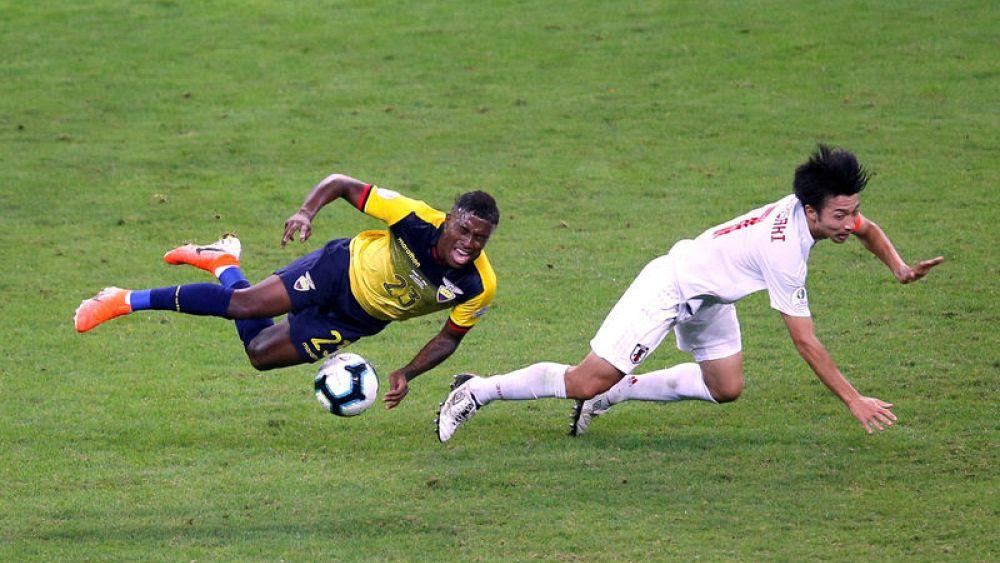 Ecuador's draw with Japan send Paraguay into quarters | Euronews