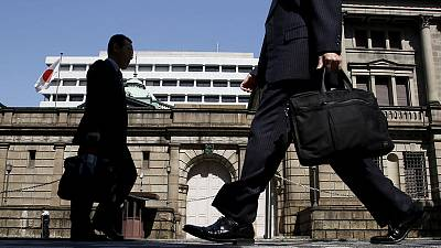 BOJ debated cost of easing in clarifying rate guidance - April meeting minutes