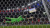 L'Uruguayen Edinson Cavani buteur lors du match de la phase de groupes de la Copa América face au Chili, à Rio de Janeiro, le 24 juin 2019
