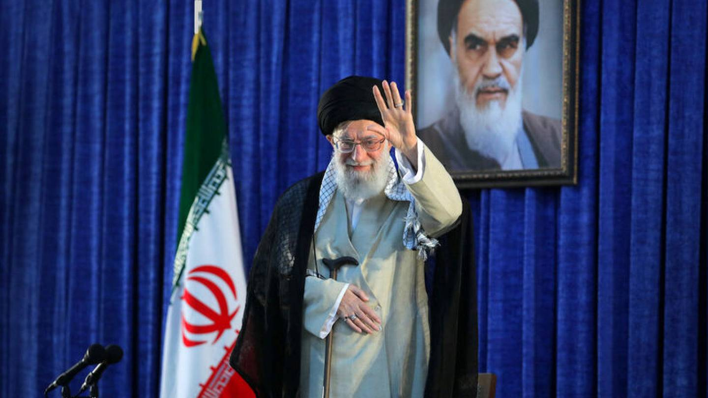 """Image result for President Hassan Rouhani of Iran called the White House """"mentally retarded"""""""