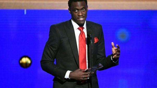 NBA: le trophée de joueur ayant le plus progressé pour Pascal Siakam