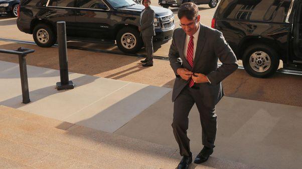 وزير الدفاع الأمريكي بالإنابة يتوجه لمقر حلف الأطلسي وإيران في بؤرة الاهتمام