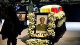 Ethiopia pays tribute to slain military chief