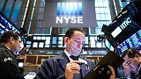 الأسهم الأمريكية مستقرة عند الفتح قبيل كلمات لمسؤولي المركزي