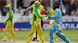 Australia outclass England to reach World Cup semis
