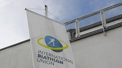 Two Russian biathletes get four-year bans for doping - IBU