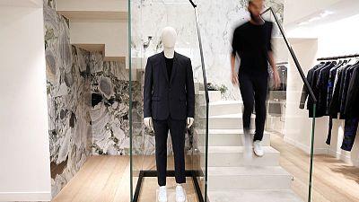 French fashion group SMCP buys men's luxury brand De Fursac