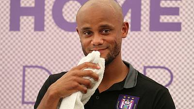 Studious Kompany ready to take Anderlecht back to the top