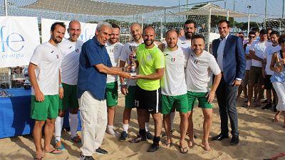 A Roma la XV edizione della Safe Cup