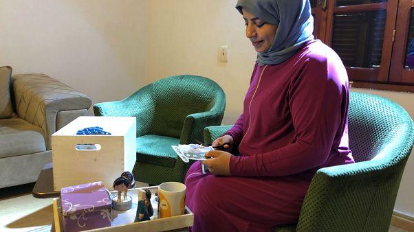 ببيع رسوم وملابس.. ليبيات يؤسسن مشاريع رغم المصاعب