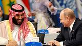 Putin, Saudi Prince plan to meet at G20, days ahead of OPEC+ meeting