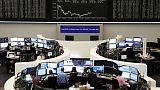 الأسهم الأوروبية تتراجع لليوم الثالث
