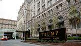 Trump loses bid to halt Democratic lawsuit over foreign payments