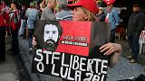 Brazil Supreme Court justices weigh appeal to free Lula