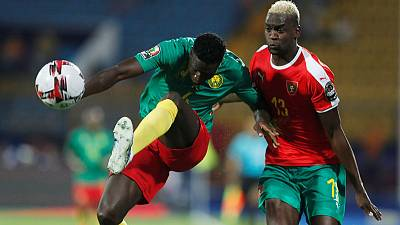 Cameroon put pay dispute behind them to beat Guinea-Bissau