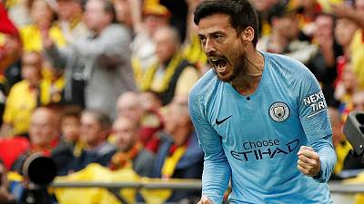 Silva to leave Man City at end of next season