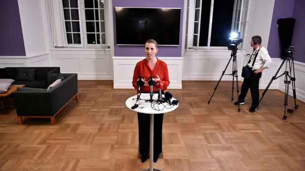 Denmark forms leftist government with youngest prime minister