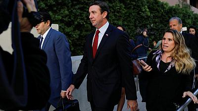 U.S. congressman spent campaign cash on 'romantic liaisons' - prosecutors