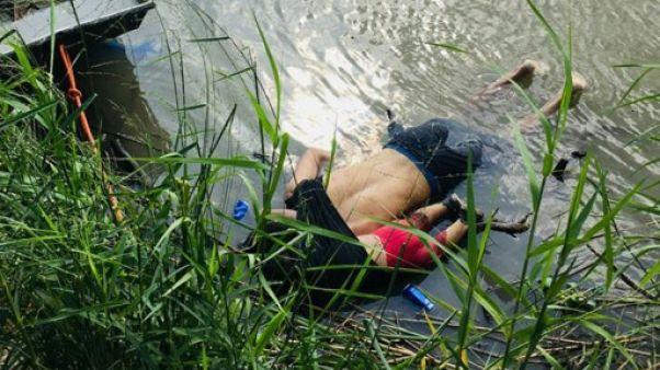 Mexique-USA: indignation après la noyade d'un père et sa fille migrants