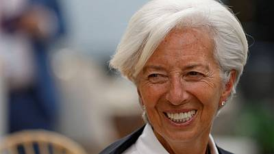 IMF's Lagarde says West Bank, Gaza growth must be focussed on jobs