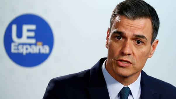 Spain's Sanchez will go ahead with PM confirmation vote, risking new elections