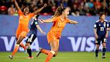 Dutch hero Martens admits team rode luck on their way to win