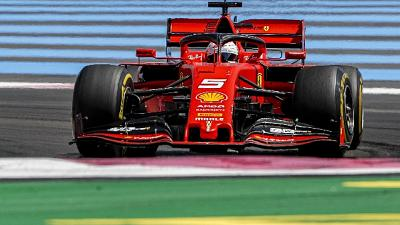 """F1, Vettel """"vorrei vincere in Austria"""""""